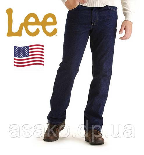 Джинсы мужские Lee® Pepper Prewash W36xL34 Regular Fit  Оригинал из ... 87f17040579