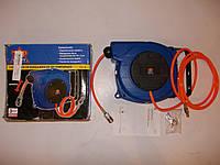 Удлинитель шланга с автоматическим барабаном Top Craft TCST10, фото 1