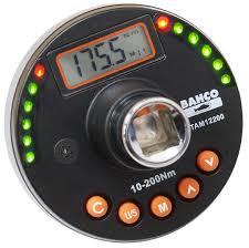 Електронний динамометричний ключ 6,8-135 Nm, BAHCO TAM38135
