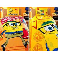 Детское постельное бельё TAC Sponge Вob Аcademics (Спанч Боб Академикс)