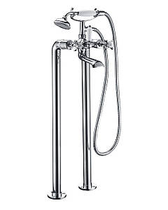 Змішувач для ванни IMPRESE CUTHNA Н-10280 stribro