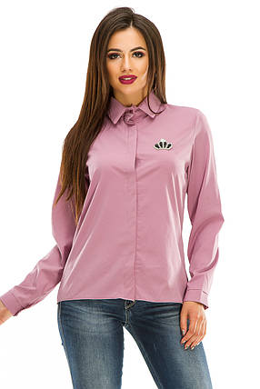Блузка 278 фуксия размер 44, фото 2