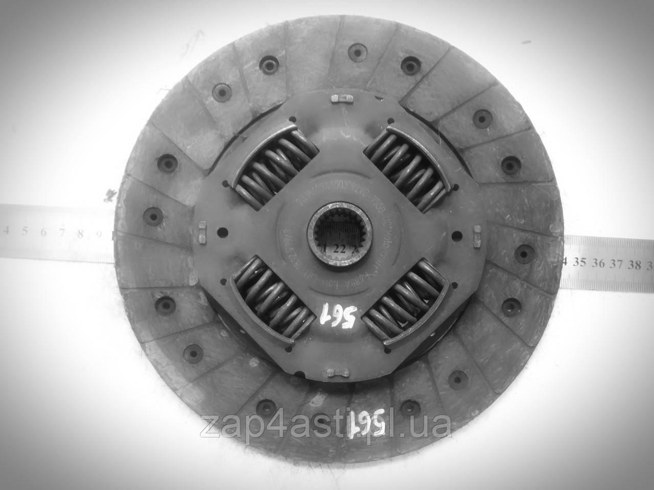 92VB-7550-HC  Диск сцепления Ford Transit 1862346503 SACHS