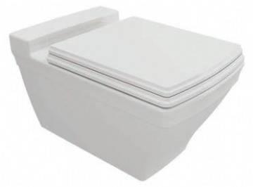 Унітаз підвісний BOCCHI Classico Lavita білий, фото 2