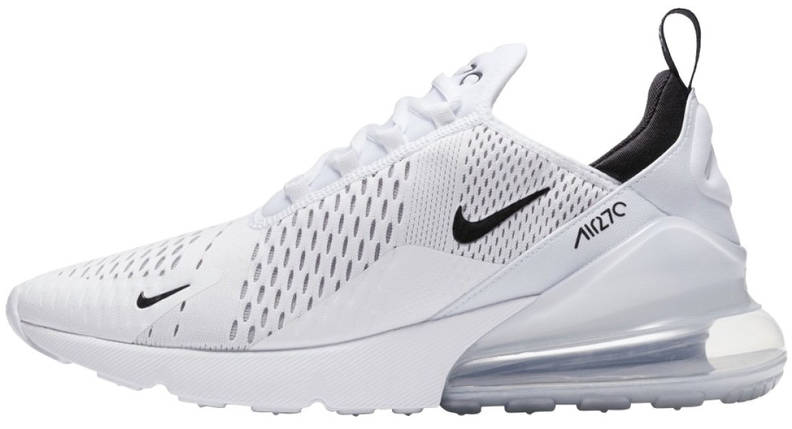 0dabe909 Мужские и женские кроссовки Nike Air Max 270 White: купить в Украине ...