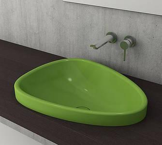 Умивальник BOCCHI ETNA зелений 1112-022-0125