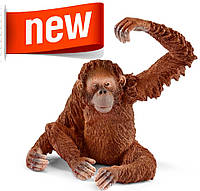 Орангутан самка, игрушка-фигурка, Schleich