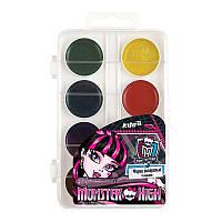 Краски акварельные Monster High, 8 цветов MH14-065K