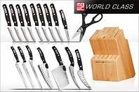 Набор кухонных ножей Miracle Blade, Австрийские ножи, набор прочных ножей, ножи для кухни, фото 1