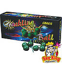 Петарда CRACKLING BALL  6шт. Пиротехника. GB605, фото 2