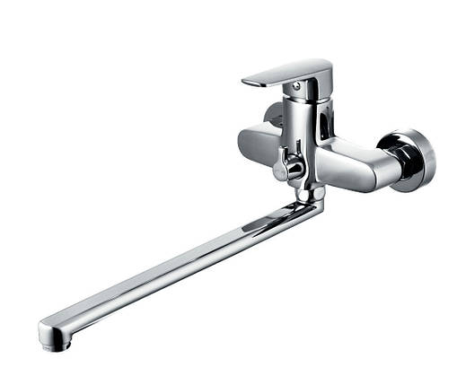 Змішувач для ванни в компл. VICO IS53U28VI (довг. носик), фото 2