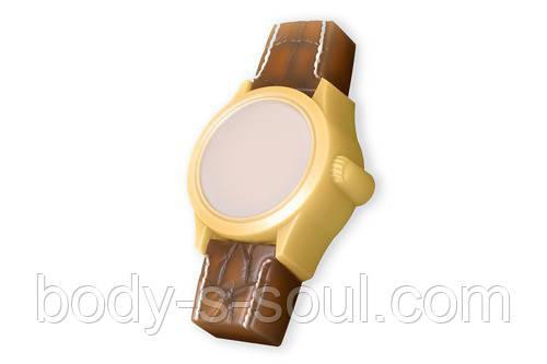 Пластиковая форма для мыла Часы (выдумщики)