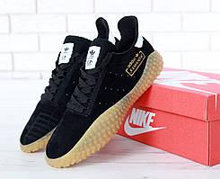Кроссовки Adidas Kamanda Black White