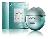 Мужские ароматы Aqva Pour Homme Marine Toniq Bvlgari (легкий, свежий, уверенный аромат)