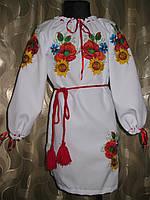 Дитяче плаття - вишиванка Арт. PD-12