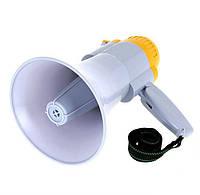 Мегафон громкоговоритель ручной MEGAPHONE HW 8C, рупор,