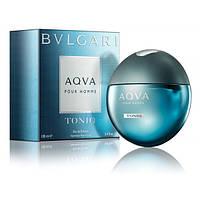 Мужские ароматы  Aqva Pour Homme Toniq Bvlgari (свежий, тонкий аромат)