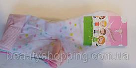 Носочки для девочек в ассортименте 4 пары Dominant Турция