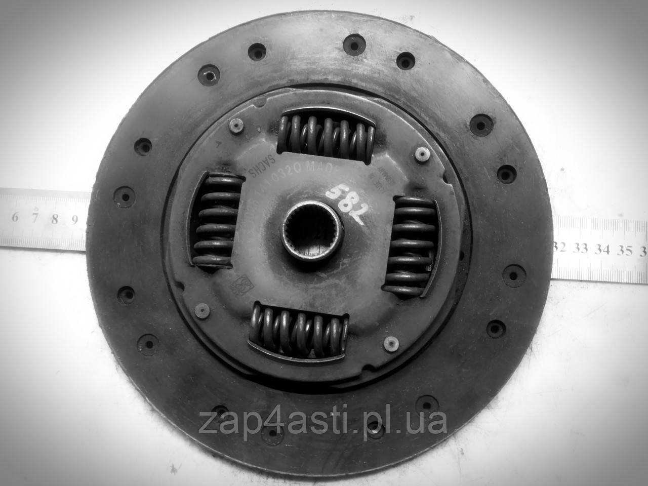 028141032Q диск сцепления VW Passat 1,6-2,0 VW T4 SACHS