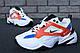 Женские кроссовки Nike M2K Tekno White, фото 8
