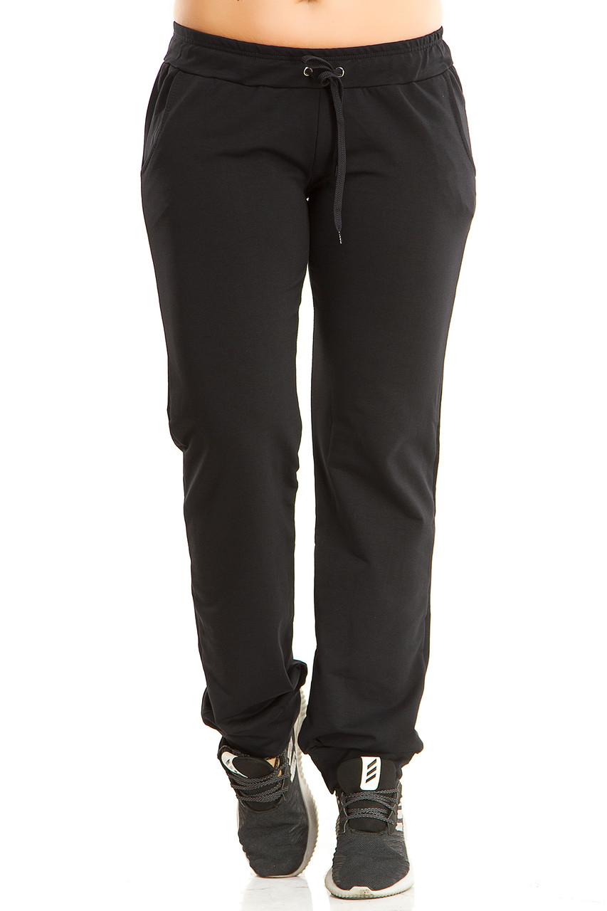 Женские спортивные штаны 5431 синие