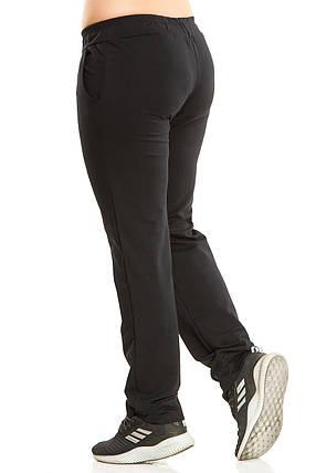 Женские спортивные штаны 5431 синие, фото 2