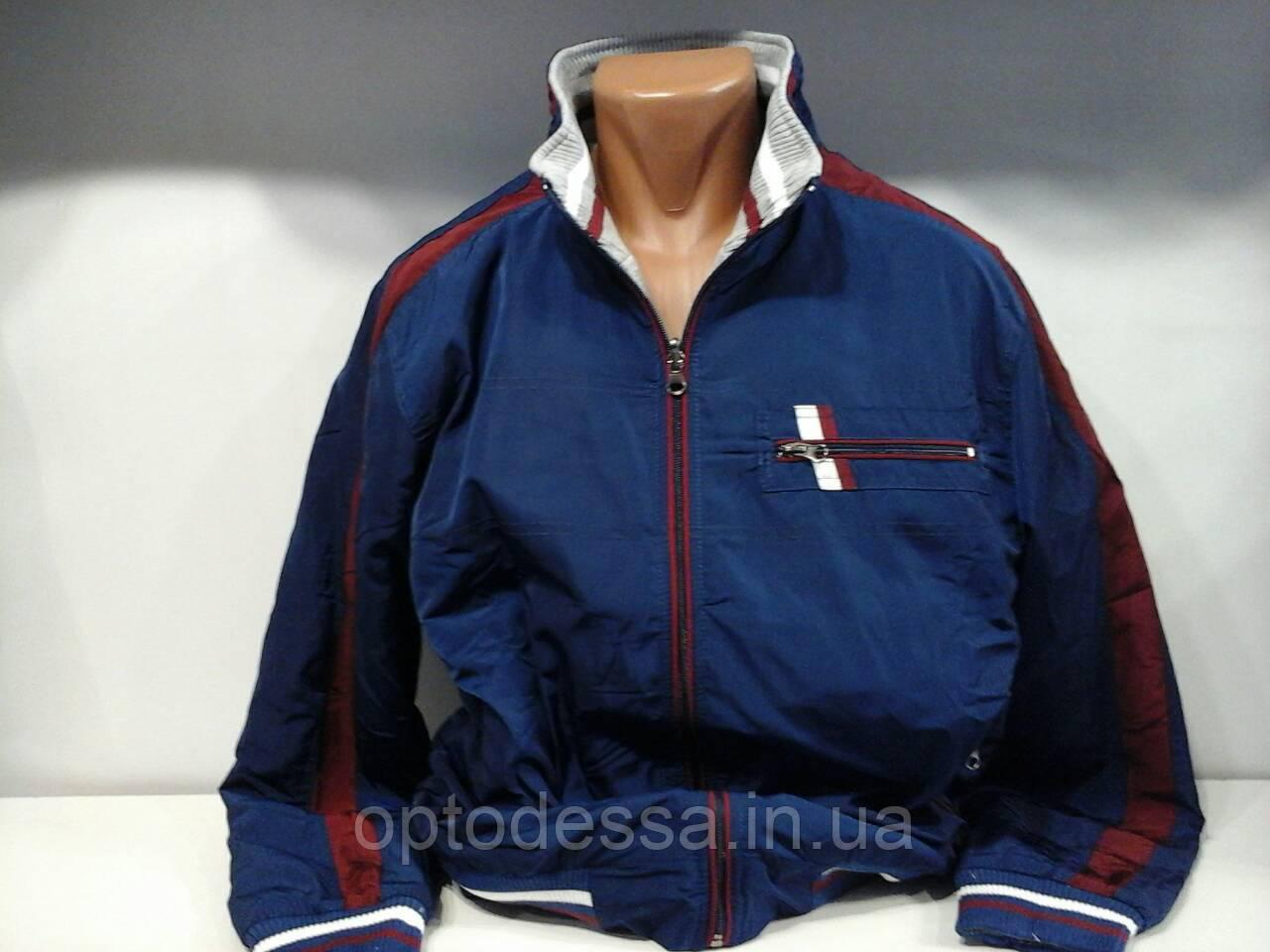 Куртка мужская двусторонняя батал R.D.