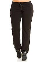 Женские спортивные штаны 5431 черные