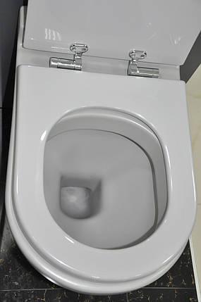 Унітаз підвісний BOCCHI XL, фото 2