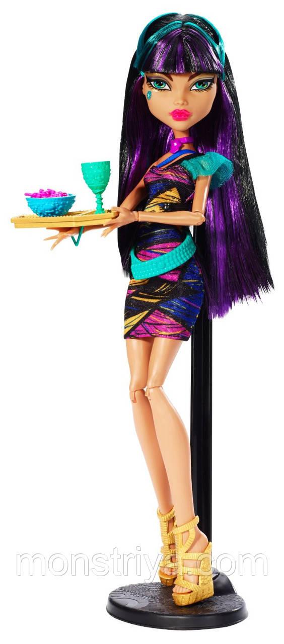 Кукла Монстер Хай Monster High Клео де Нил (Cleo De Nile) Creepateria Крипатерия