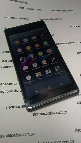 Смартфон Sony Xperia SP c5303 Black б.у, фото 2
