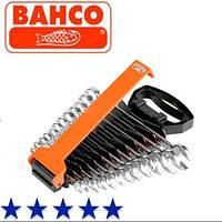 Комплект комбинированных ключей 8-19 мм, BAHCO, 111M/SH12