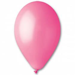 """Шар Gemar 5"""" (13 см), Пастель, Ярко Розовый 57 (A50)"""