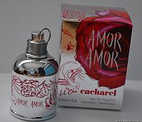 Женские ароматы Cacharel Amor Amor by Lili Choi (женственный, игривый аромат жасмина Melati)