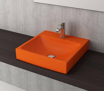 Умивальник BOCCHI SCALA Arch Counter-Top Washbasin 48 cm