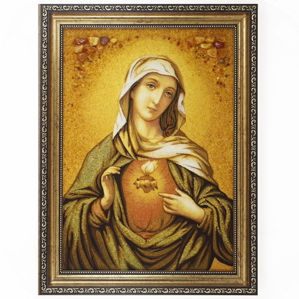 Икона і-15 Пресвятой Богородицы Девы Марии