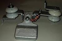Типовый техпроцесс изготовления троллеедержателей.