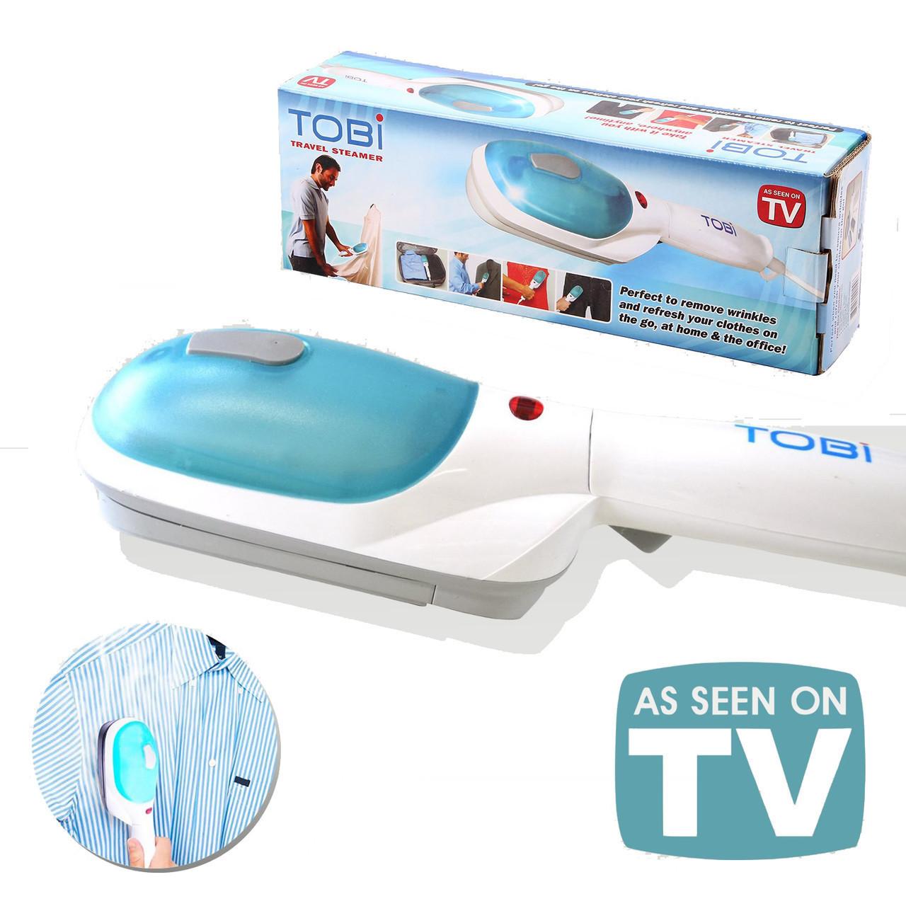 Ручной отпариватель для одежды TOBI Travel Steamer bcb1a748f8a19