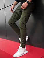 "Штани cargo Pobedov trousers ""Multi Pockets"" khaki (весна-осінь)"