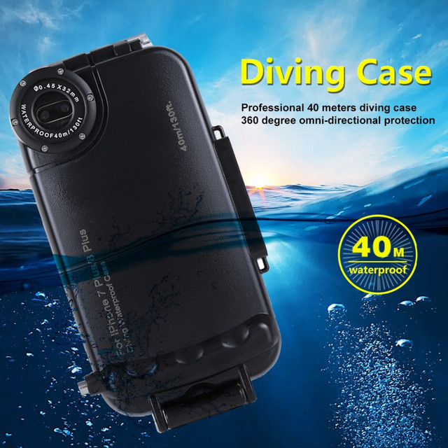 Подводный чехол iPhone 7 Plus / iPhone 8 Plus