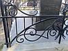 Кованые оградки (под ключ, любая сложность работ)