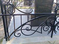 Кованые оградки (под ключ, любая сложность работ), фото 1