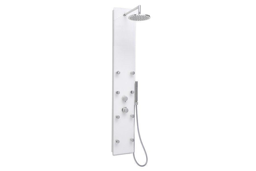 Гідромасажна панель Ravak Jet Glass 270x1500 з термостатом