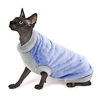 Свитер для котов и кошек Pet Fashion ТОМАС M, Длина спины: 31-35, обхват груди: 39-44