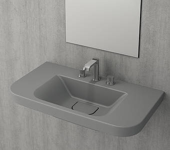 Умивальник BOCCHI Scala Tech Lavabo 85 cm