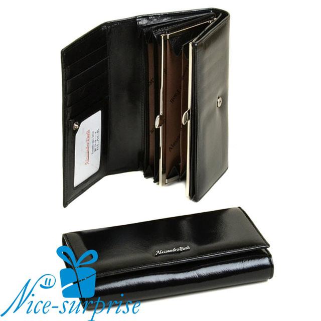 купить женский кошелёк из кожи в интернет-магазине
