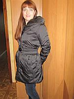 Оригинальное пальто от honey winter