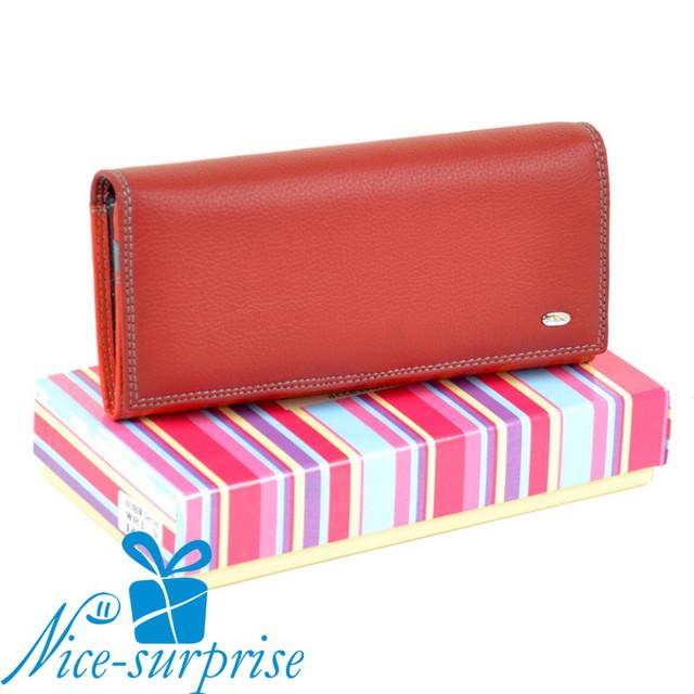 купить женский кошелёк из кожи в Киеве