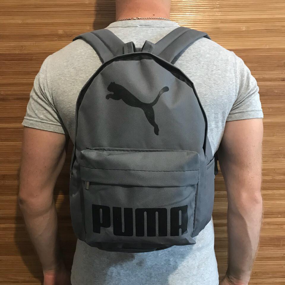 Чоловічий рюкзак спортивний Puma