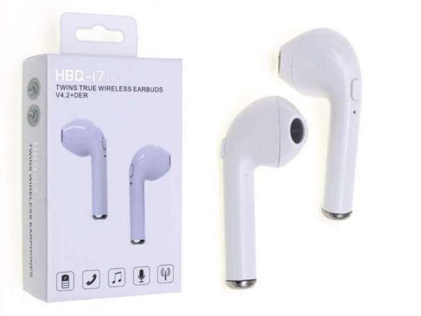 Беспроводные Bluetooth наушники Apple HBQ-i7 b4d14757eefa8